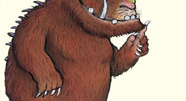 Afbeelding behorende bij De Gruffalo | Wie kent hem niet?