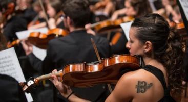 Afbeelding behorende bij Nationaal Jeugd Orkest | NJO Sinfonietta