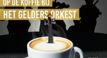 Afbeelding behorende bij Op de koffie bij Het Gelders Orkest | Hobo en strijkers