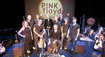 Afbeelding behorende bij Pink Floyd project - Acoustic Echoes   Een unplugged theaterconcert met 50 jaar Pink Floyd!