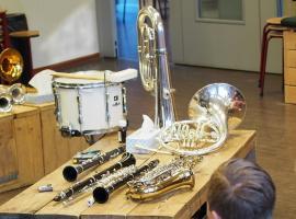 Afbeelding behorende bij Meer muziek in de klas op Roncallischool Velp |