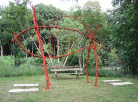 Afbeelding behorende bij Beeldenpark in openluchttheater Pinkenberg