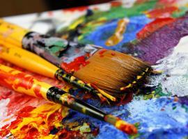 Afbeelding behorende bij Open dag bij Atelier Creso | Tekenen en schilderen