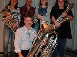 Afbeelding behorende bij Nieuwe voorzitter en bestuursleden voor Muziekvereniging Wilhelmina |