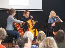 Afbeelding behorende bij Cellodag in beeld |