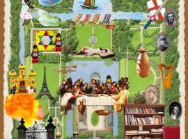 Afbeelding behorende bij RIQQ doopt kasteeltuin Middachten om tot Kunsttuin |