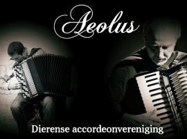 Afbeelding behorende bij Aeolus | De veelzijdigheid van het accordeon met traditionele en moderne muziekstukken