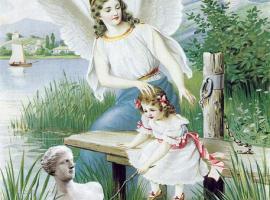 Afbeelding behorende bij Expositie De Engelbewaarders