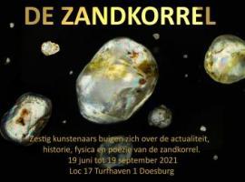 Afbeelding behorende bij De IJsselbiënnale | Project 'De Zandkorrel'