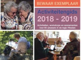 Afbeelding behorende bij Activiteitengids vernieuwd | Er is heel veel te doen voor ouderen
