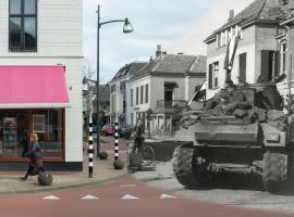 Afbeelding behorende bij Buitenexpositie Velp viert vrijheid op Velps Landgoed |