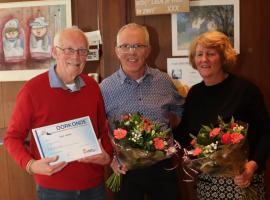 Afbeelding behorende bij Henk Hankel geëerd voor 70 jaar muzikant | Harmonie Unisono Velp