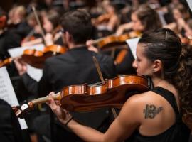 Afbeelding behorende bij Nationaal Jeugd Orkest