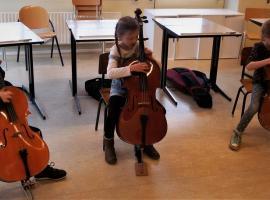 Afbeelding behorende bij Speel jij ook Cello?