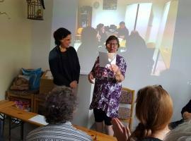Afbeelding behorende bij Reünie Stennis in Stenfert   Spelers, muzikanten, regisseurs en vrijwilligers ontmoetten elkaar