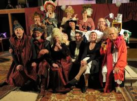 Afbeelding behorende bij Theatergezelschap Troep | Komedie, tragedie, drama en improvisatietheater