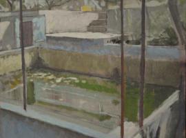 Afbeelding behorende bij Expositie Bij de dokter | Adriaan van Esveld - Schilderijen