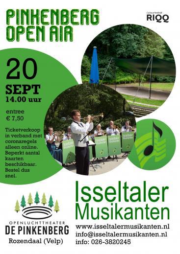 Afbeelding behorende bij Isseltaler Musikanten