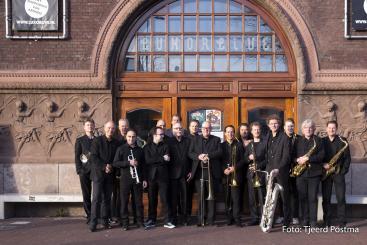 Afbeelding behorende bij Guus Tangelder Big Band
