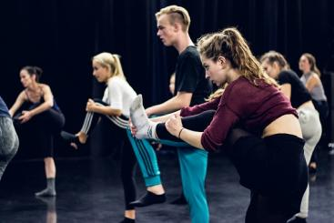 Afbeelding behorende bij Danstalent gezocht! | Studio26