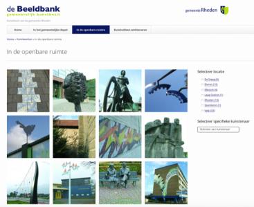 Afbeelding behorende bij Ken je de Beeldbank Rheden al?  