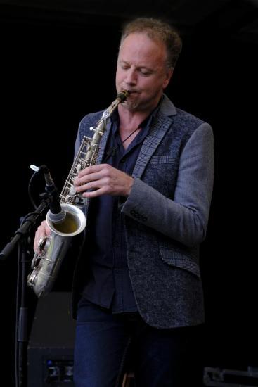 Afbeelding behorende bij Saxofoon
