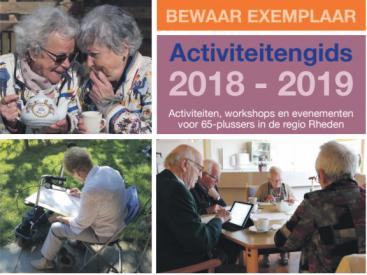 Afbeelding behorende bij Gezocht: activiteiten voor ouderen |