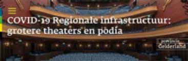 Afbeelding behorende bij COVID-19-regeling 7.14 Tijdelijke maatregelen theaters en podia | Technische fout
