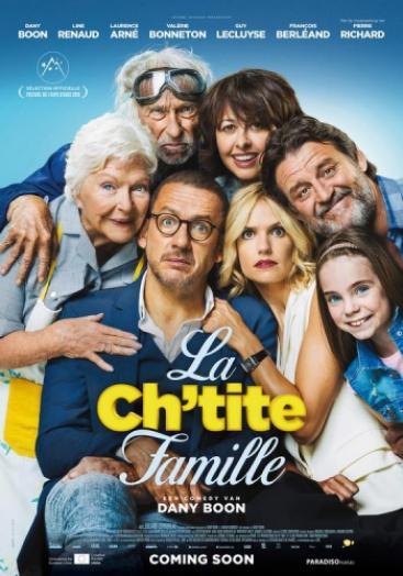 Afbeelding behorende bij La Ch'tite Famille