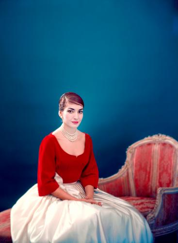 Afbeelding behorende bij Maria By Callas