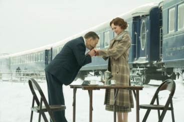 Afbeelding behorende bij Murder on the Orient Express