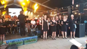 Afbeelding behorende bij Jubileum Excelsior Geslaagd | Groots concert op 31 mei en receptie op 3 juni trokken veel bezoekers