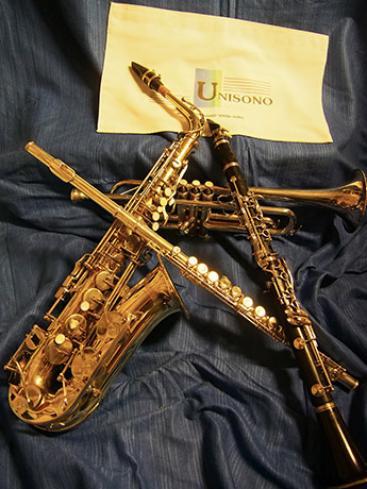 Afbeelding behorende bij Workshop muziekinstrument bespelen  | Harmonie Unisono