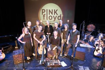 Afbeelding behorende bij Pink Floyd project - Acoustic Echoes