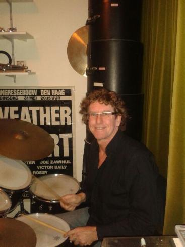 Afbeelding behorende bij Drums en Percussie